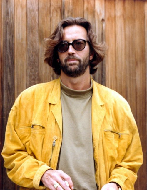 Eric Clapton 1989
