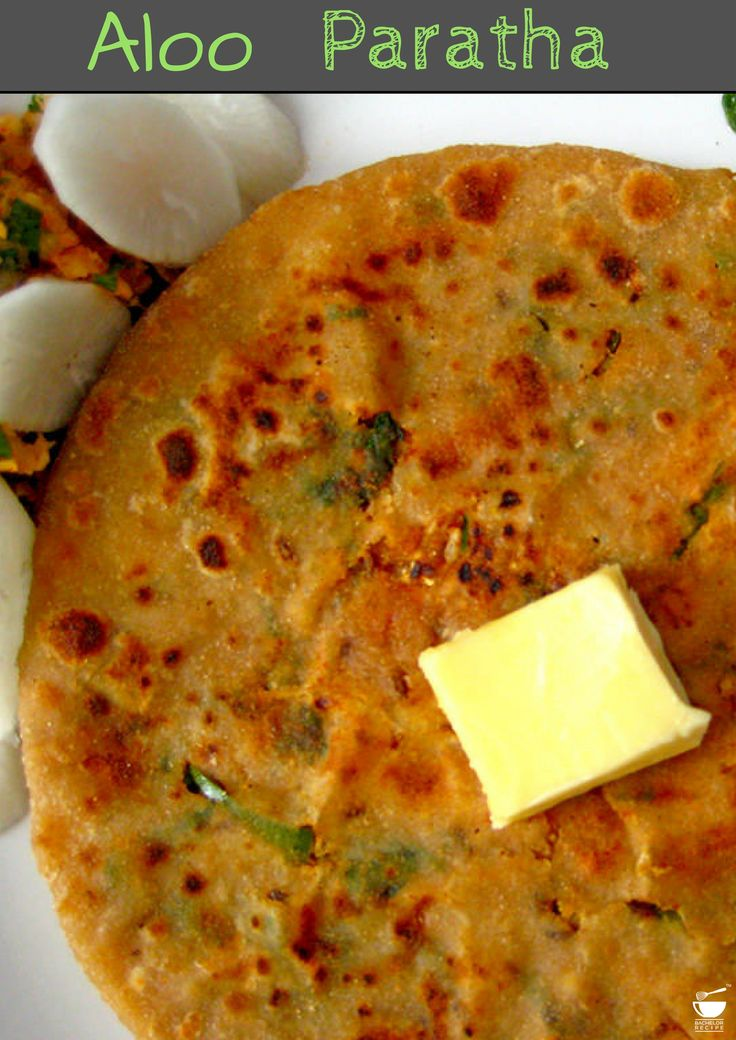 Stomach filling and palate satisfying stuffed Aloo paratha using potato, onion, wheat flour and various ingredients. - Bachelor Recipe. #food # vegetarian #aloo #bachelor #recipe #potato #paratha #flatbread
