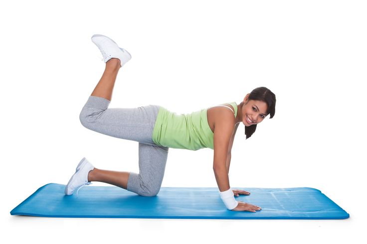 Dreaming of a toned tush for summer? Donkey kicks will help you get there! Watch this quick video to see how it's done...