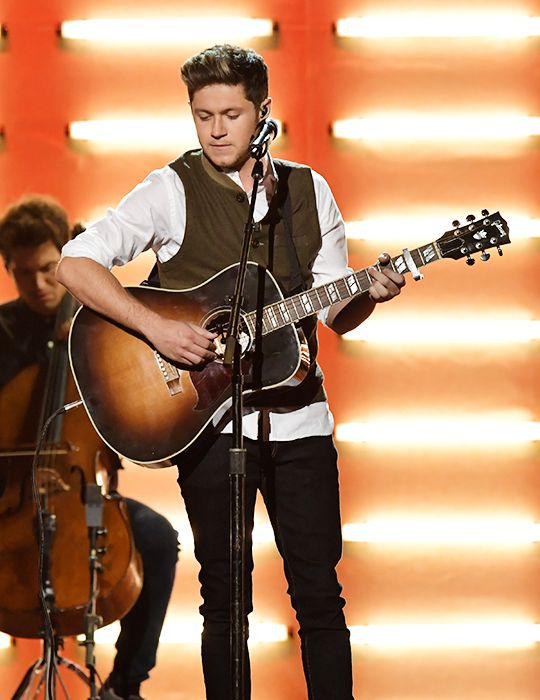 Niall at the 2016 American Music Awards