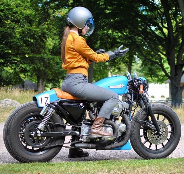 8ece375f967fb4afe1ac9edaec661652 sportster cafe racer harley cafe racer 2277 best cafe racer images on pinterest cafe racers, cafes and  at gsmx.co