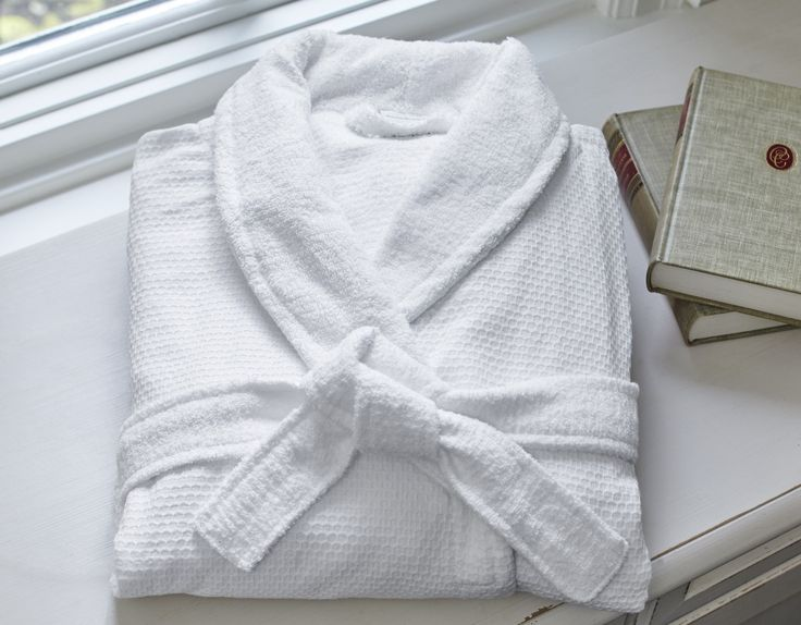 Honeycomb Robe by Standard Textile
