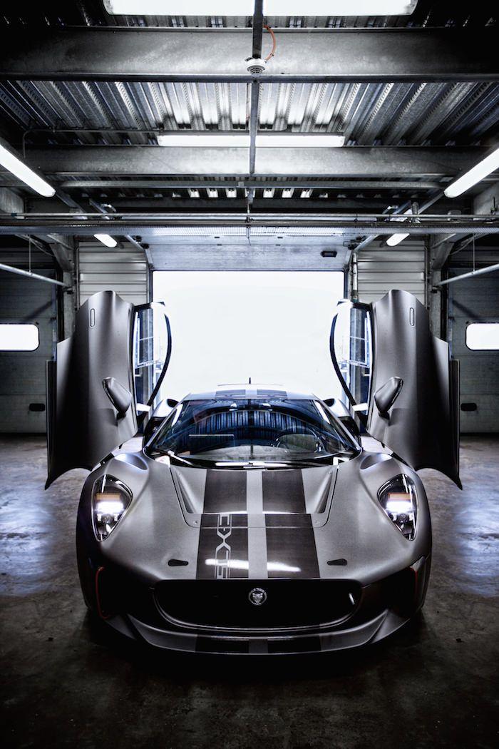 Le concept-car Jaguar C-X75 dans le prochain James Bond  ? - via Jaguar Land Rover Fréjus www.jaguarlandrover-cotedazur.com