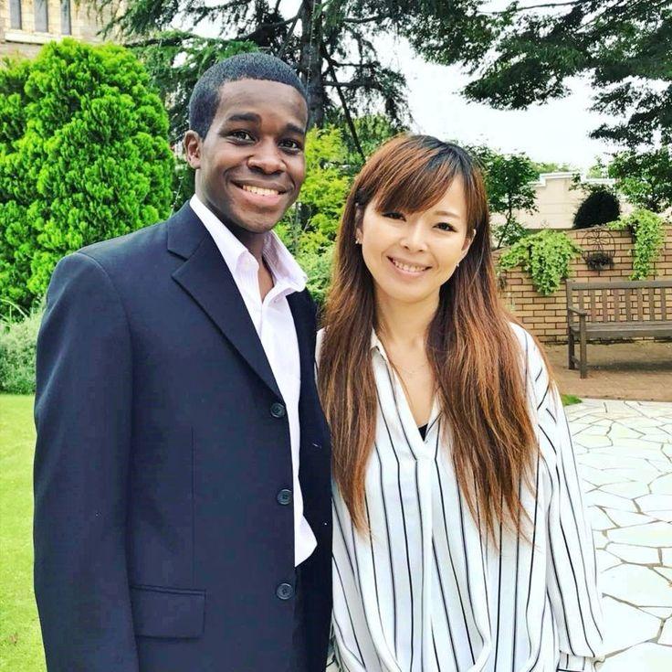 black man japan dating