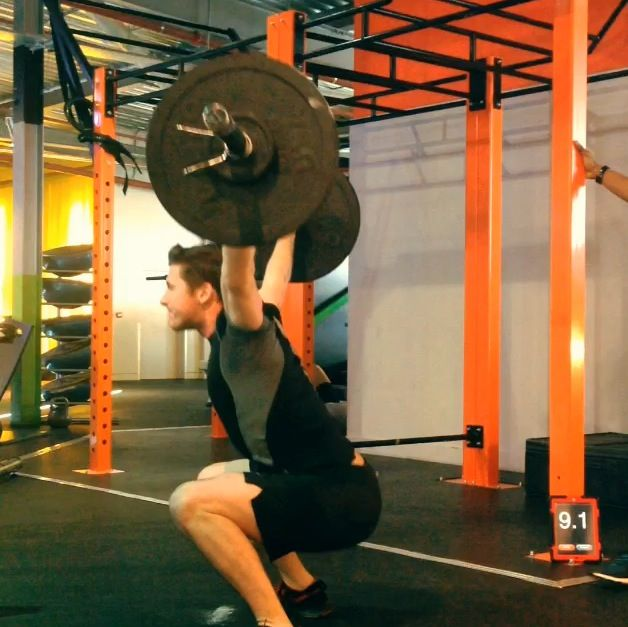 Crossfit Open Competition