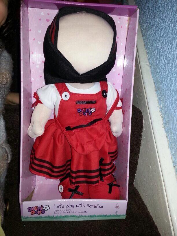 faceless doll