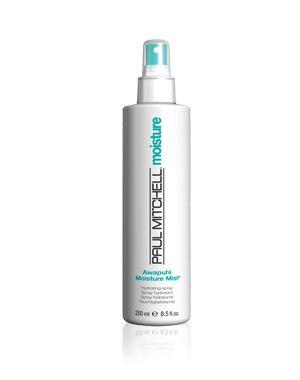 Универсальный спрей отлично увлажняет волосы, придает коже здоровое сияние и убирает чувство стянутости. Пригодится как в офисе, так и на пляже или в самолете во время долгого перелета.