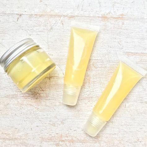 Lipgloss Rezept & Geburtstags Idee- -#Hautpflege – #Geburtstags #Hautpflege #Ide…