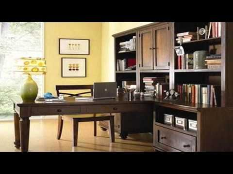 Small Office Space Design Ideas for Home