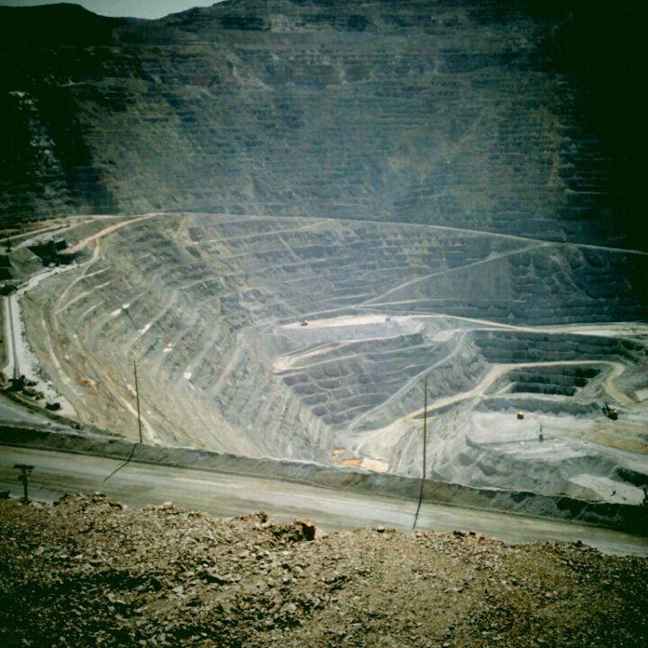 KUC Bingham Canyon Mine in Bingham Canyon, UT