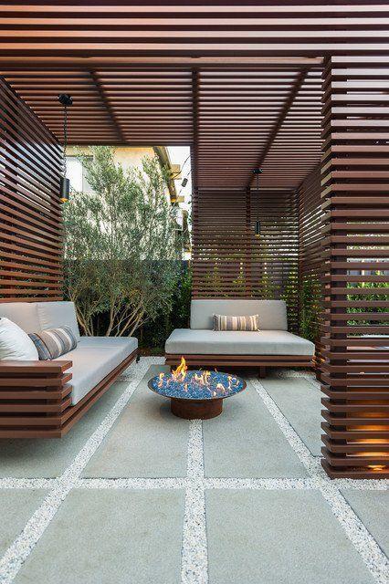 16 funktionale Ideen, um hübsches Deck in einem kleinen Hof zu entwerfen – Beste Garten Dekoration