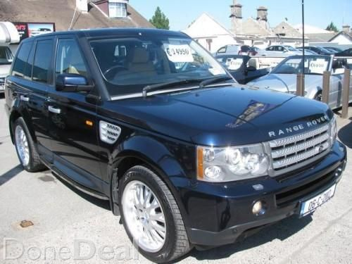 land rover range rover 2 7 litre diesel places to go pinterest cars range rovers and cars. Black Bedroom Furniture Sets. Home Design Ideas