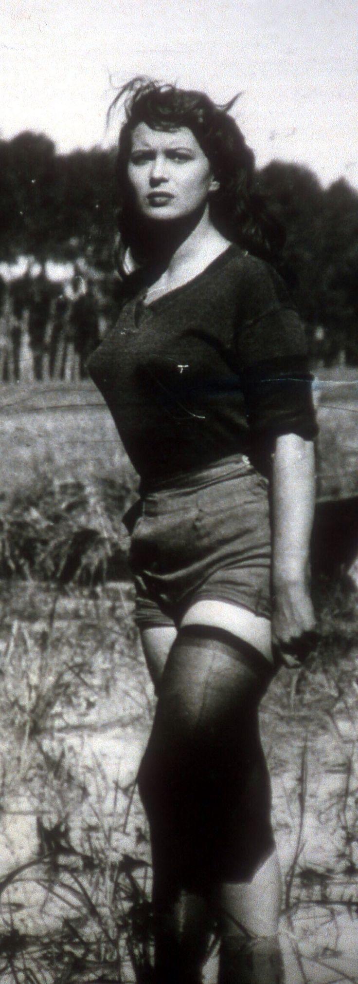 Silvana Mangano in 'Riso amaro', 1951
