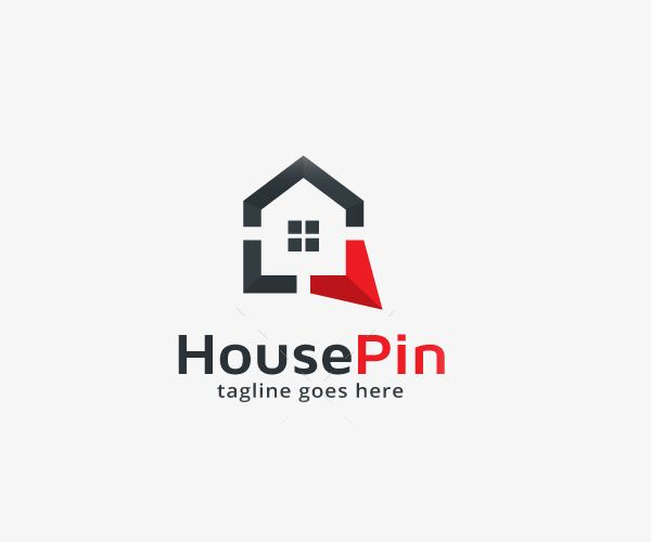House Point Logo - Buy Now. Price : 29$