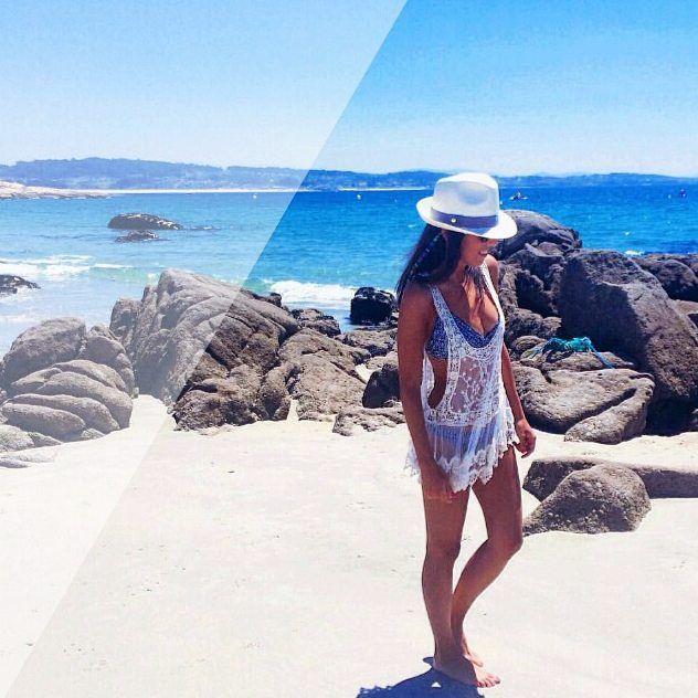 northwestcartel S U N • we wish we were walking along the beach this cold Melbourne Monday like @cris_garpes. She's wearing 'the Byron' bikini available here  www.nwcartel.com #nwceveryday #nwcgirls #nwcartel #northwestcartel