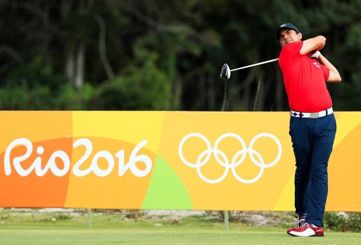 Felipe Aguilar indossa modello Rio 2016 #Raimondi #raimondigolfshoes #golf #shoes #golfshoes #italianstyle #handmadeinitaly #italy #originali #madeinitaly #felipeaguilar