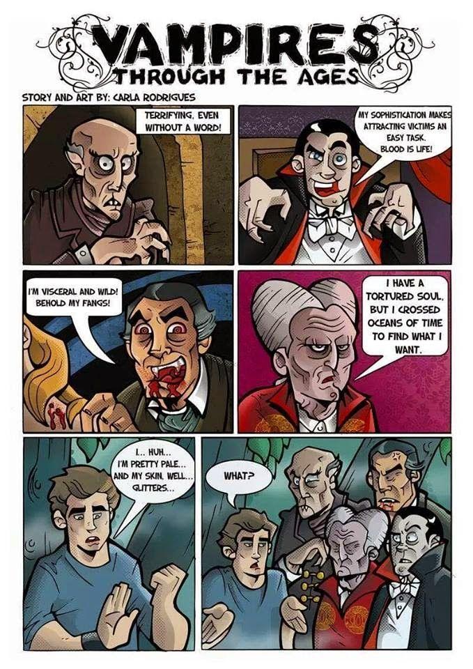 Det här med vampyrer..