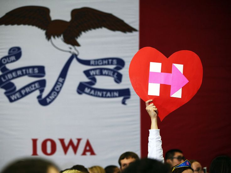A new app will help Iowa Caucus-goers navigate the hairy caucus process.