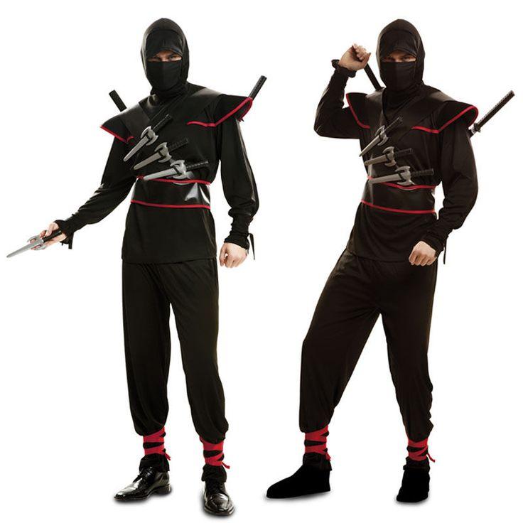 Disfraz de Ninja Killer #carnaval #novedades2016