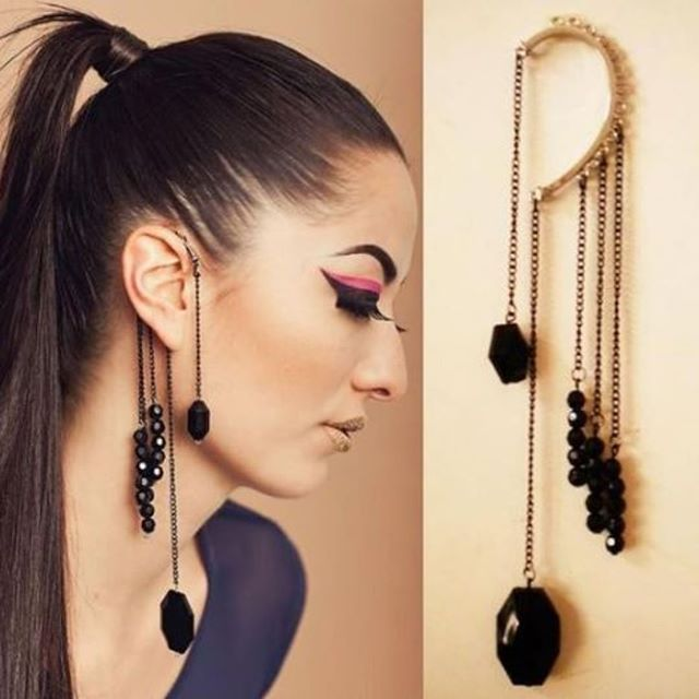 """Women Ear Cuff Stud Earring Tassel  Get 30% cash back from your first purchase as reviewer (use code : To-be-reviewer)  Shop at Search: """" Earring   #funny_ny_com  @funny_ny_com www.funny-ny.com  #Earring  #Apparel  #Sleeve #Hoodies #Jackets #Bottoms #Footwear #Shoe #Watches #Bracelet #Rings #Hats #Masks #Necklaces #Rings #Fun #Funny #Creative #Unique #Trendy  #Cash #Earn  #Make #Money #Affiliate #Promo #Promotion #Reviewer #Youtuber #Blogger"""