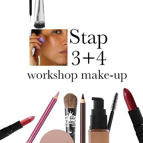 Stap 3: Primer Waarom moet ik een primer gebruiken? Een primer werkt als een basis, hij zorgt ervoor dat je make-up makkelijk kan worden aangebracht en de hele dag blijft zitten. Ook zijn er primers die poriën en fijne lijntjes laten verdwijnen of vitaminen bevatten. …