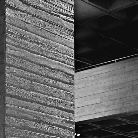 Material Matters: Wood #manser #wood #timber #london #cast #in #concrete #softwood #theatre #national
