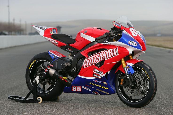 Meen-Motosport.com Yamaha R6 2014