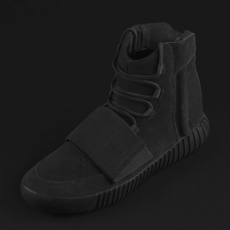 adidas Yeezy Boost 750 Black 3
