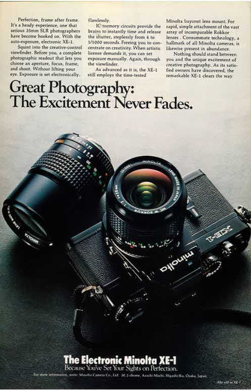 48 best VINTAGE CAMERA ADS images on Pinterest | Old time photos ...