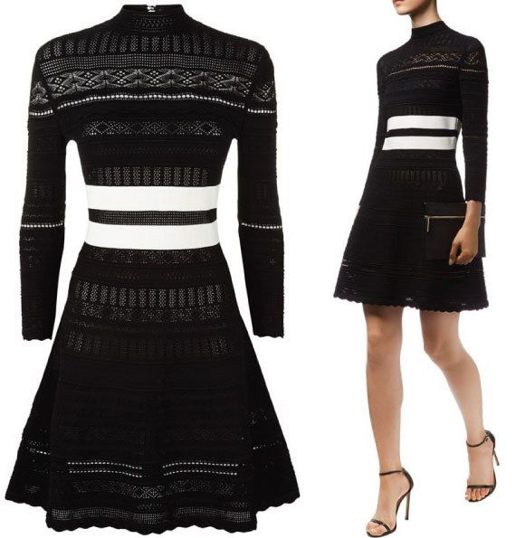 Get Alexander McQueen dress as seen on Riley Keough @Mad Max Fury ...