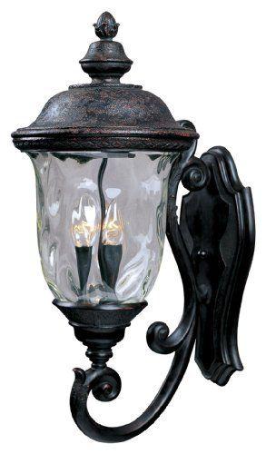 Maxim Lighting 3424wgob Carriage House Dc 3 Light Bottom