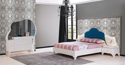 AS Koltuk Home Decor: For Sale - Classic Luxury Bedroom Set (ARY Series)...