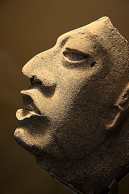 Mayan death mask, Palenque, Mexico by Mikey Stephens, via Flickr