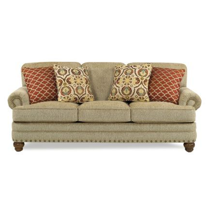 RC Willey Craftmaster Furniture Inc. • 729150KEENER-10SO • SKU:3450805 $1099.99  Taupe 88""