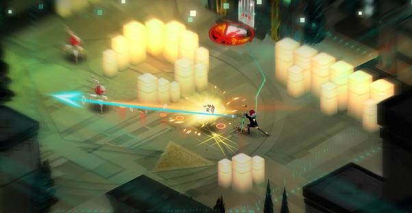 Creators of Bastion reveal their next game Transistor. check out the images and promo video of Transistor game. the Transistor game set to release in 2014.