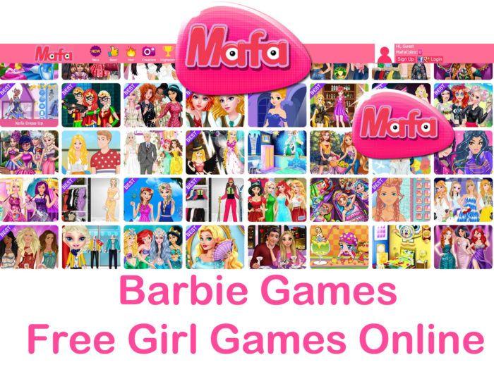 Mafa.com - Barbie Games   Free Girl Games Online - TrendEbook