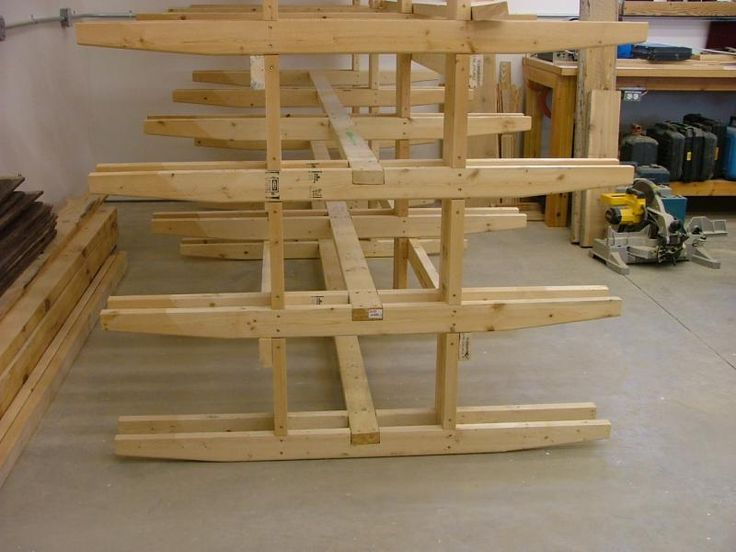 Outdoor lumber storage rack plans cosmecol for Lumber yard storage racks