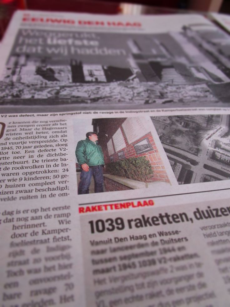 Algemene Dagblad 17 Jan 2015 :: submitted annotated aerial photo deemed newsworthy :: feeling chuffed but also chilled