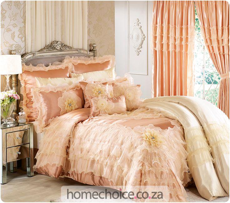 Tiara bedcover set http://www.homechoice.co.za/Bedding/Bedding-Sets/Tiara.aspx