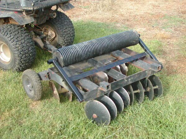 Homemade ATV implements (another new project added 08/2010) - Page 2 - Georgia Outdoor News Forum
