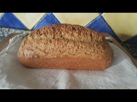 Pain poudre d'amande et graines de lin - La diète cétogène