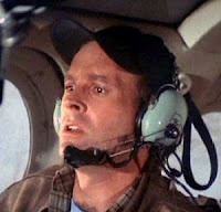 H.M. (Howling Mad) Murdoch (Dwight Schultz) - The A-Team. Mentally challenged, but still a great asset to the A Team.
