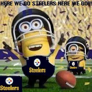 Pittsburgh Steelers~Minions know....