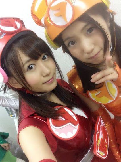 Veranda sama michelle.. :D JKT48 on G+ - Komunitas - Google+