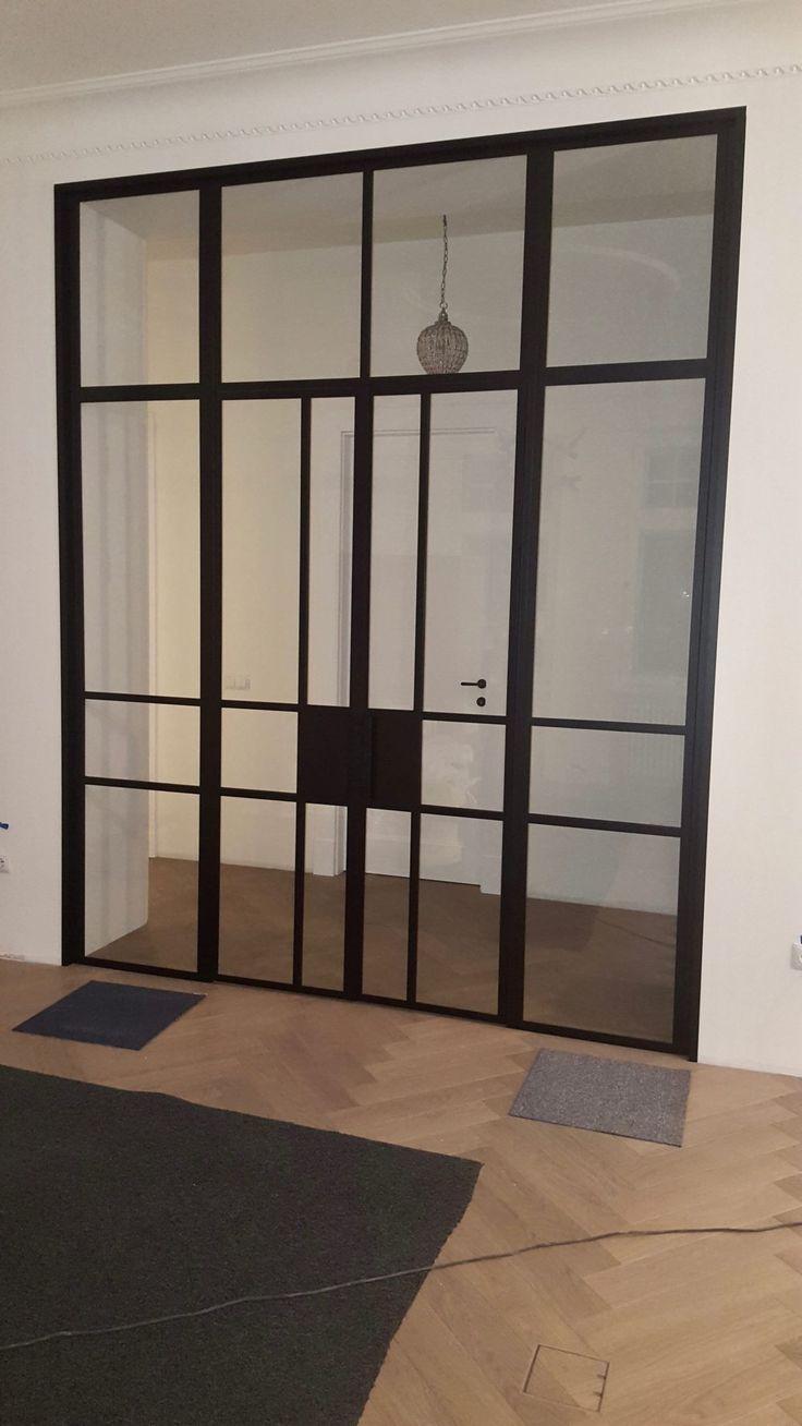 Icon Loft Glass In Steel Frames Walls Doors And Windows