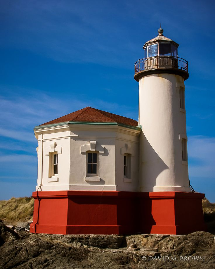 The Coquille River #Lighthouse - Bandon, #OR. Never stop exploring! If you like this photo please share it. And follow me on Facebook at: http://www.facebook.com/AventineImages More Aventine Images at: Twitter: https://twitter.com/AventineImages Flicker: http://www.flickr.com/photos/aventineimages/ 500px: http://500px.com/aventineimages DeviantArt: http://aventine-images.deviantart.com/ http://dennisharper.lnf.com/