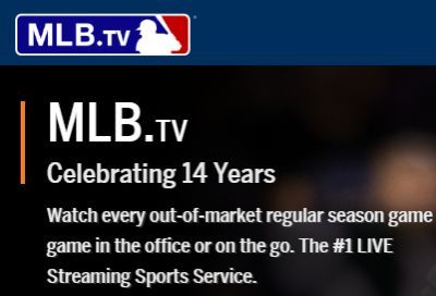 MLB.TV Free 2016 Subscription to MLB.TV Premium for College Students - US
