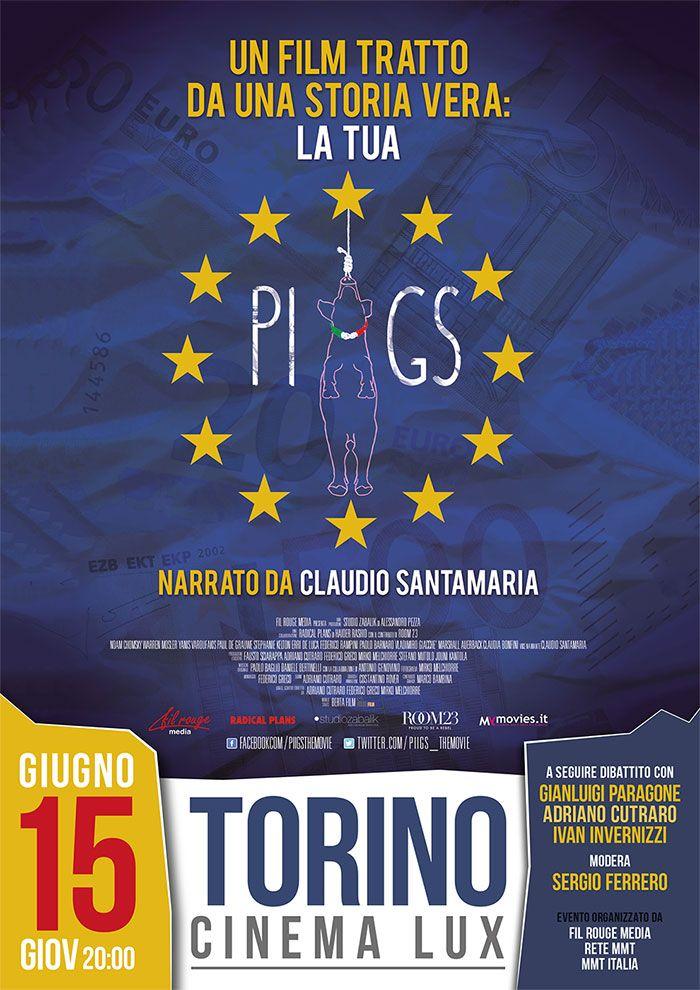 PIIGS a Torino - Rete MMT