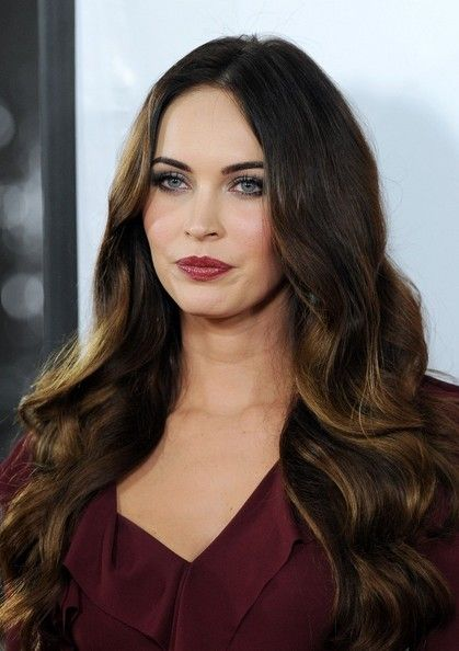 Megan Fox --> anastasia steele grey