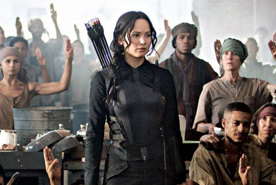 """""""The Hunger Games: Mockingjay Part 1"""" (2014) (Director: Francis Lawrence) My Rating: 3.5 out of 5 stars"""